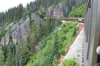 Skagway Train