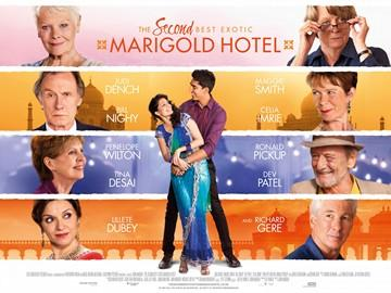 Second Best Marigold Hotel